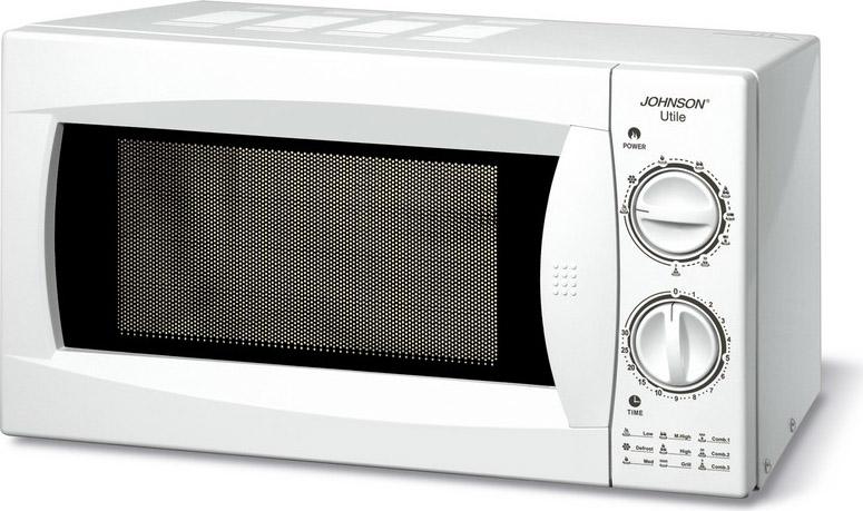Forno a microonde johnson 20 litri 700 watt utile - Forno a microonde combinato ...