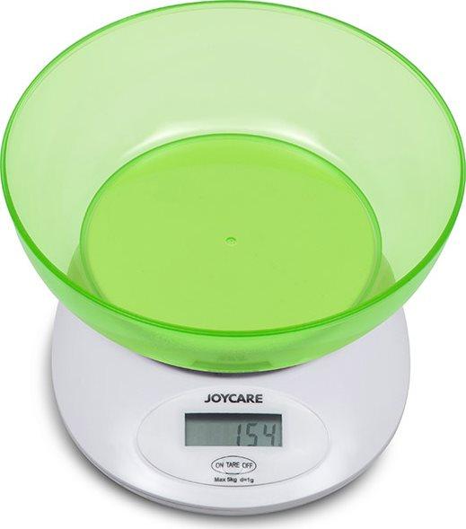 Joycare bilancia da cucina digitale peso max 5 kg colore - Silvercrest bilancia digitale da cucina ...