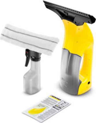 Lavavetri senza fili karcher wv 1 plus prezzoforte 124498 for Aspiragocce karcher