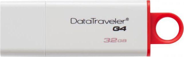 KINGSTON Memoria Pendrive 32Gb USB 3.0 DataTraveler I G4 DTIG432GB