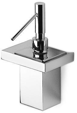 Portasapone Da Muro.Dispenser Sapone Portasapone Liquido Da Muro Con Erogatore Colore Cromo Bt457 Serie Best