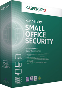 Kaspersky Software Antivirus Small Office Security 4 SPECIAL EDITION KL4531XBEBS
