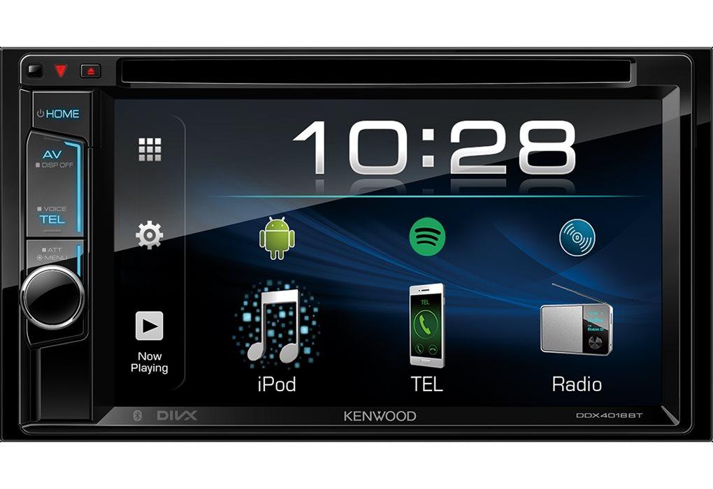 kenwood autoradio bluetooth android 2 din con schermo 6 2 39 touch lettore divx cd mp3 radio. Black Bedroom Furniture Sets. Home Design Ideas