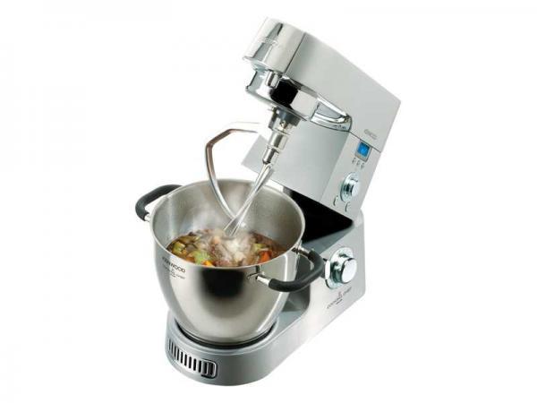 Kenwood robot da cucina impastatrice planetaria capacit 6 7 litri potenza 1500 watt con - Robot da cucina kenwood cooking chef ...