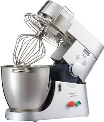 Kenwood robot da cucina impastatrice planetaria - Miglior robot da cucina professionale ...