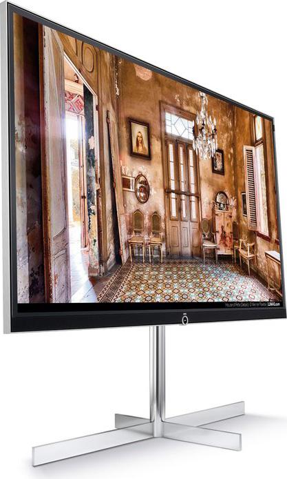 LOEWE TV LED 75 pollici 4K Ultra HD 3D Digitale Terrestre DVB T2/S2 ...
