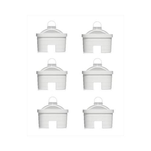 LAICA Confezione n° 6 Filtri Caraffa Biflux F6S