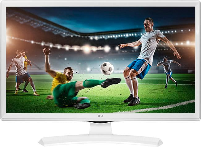 "Lg Monitor TV LED 28"" HD Ready DVB-T2 CS2 250cdm² VESA USB HDMI 28MT49VW ITA"