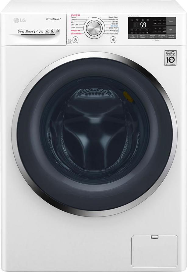 Lavasciuga Lg Lavatrice Asciugatrice F4J8Fh2W In Offerta Prezzoforte