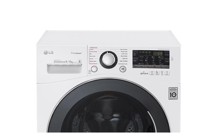 Lavasciuga lg lavatrice asciugatrice nfc fh4a8fdh2n eco for Motore inverter lavatrice