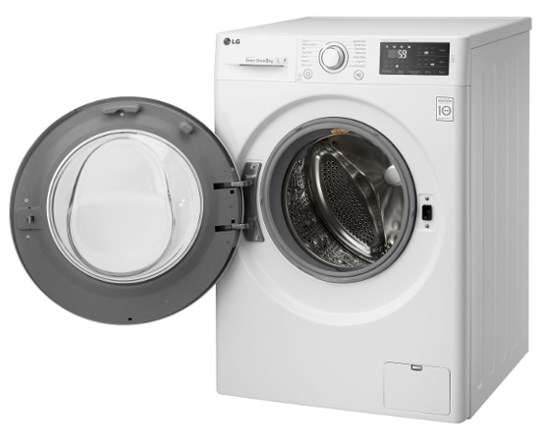 Lavatrice lg 9 kg 1400 giri fh4u2vdn1 turbowash in offerta for Motore inverter lavatrice