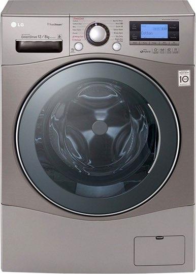 Lavasciuga Lg Lavatrice Asciugatrice Fh695Bdh6N Eco Hybri In Offerta ...