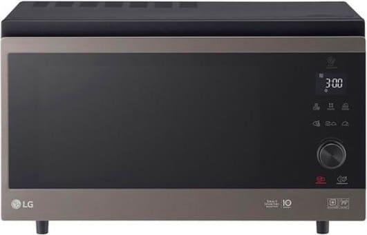 Lg forno a microonde combinato con grill ventilato capacit 39 litri potenza 1350 watt inverter - Forno a microonde cottura a vapore ...
