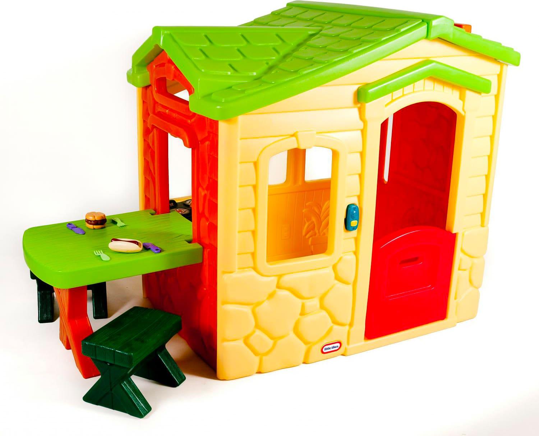 Little Tikes Casetta Da Giardino Per Bambini 158x118x92 Cm Casa