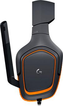Logitech 981-000627 Cuffie PC Gaming Microfono ad Archetto G231 Prodigy v.6 1cd4e8998ba9