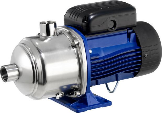 Kaimano Pompa Elettropompa Orizzontale potenza 0.6 Hp uso Domestico 3HM04P05M