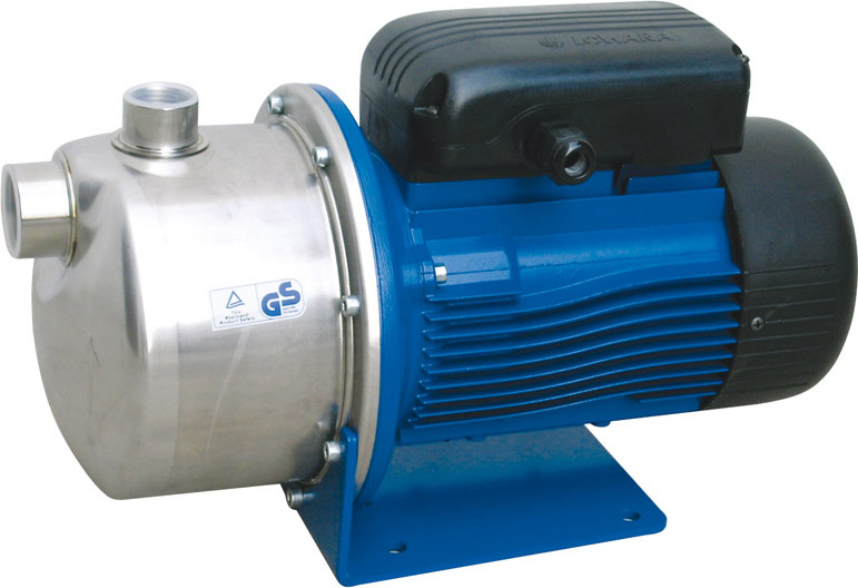 REBER Pompa Elettropompa Autoadescante potenza 1.5 Hp uso Domestico BGM11