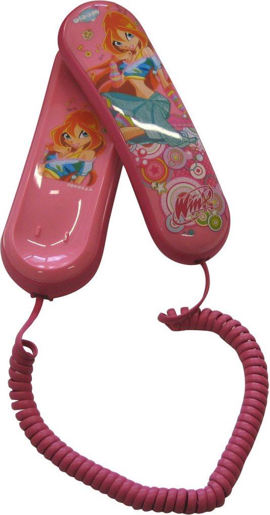 Master telefono fisso con filo per bambini montabile a - Telefoni a parete ...