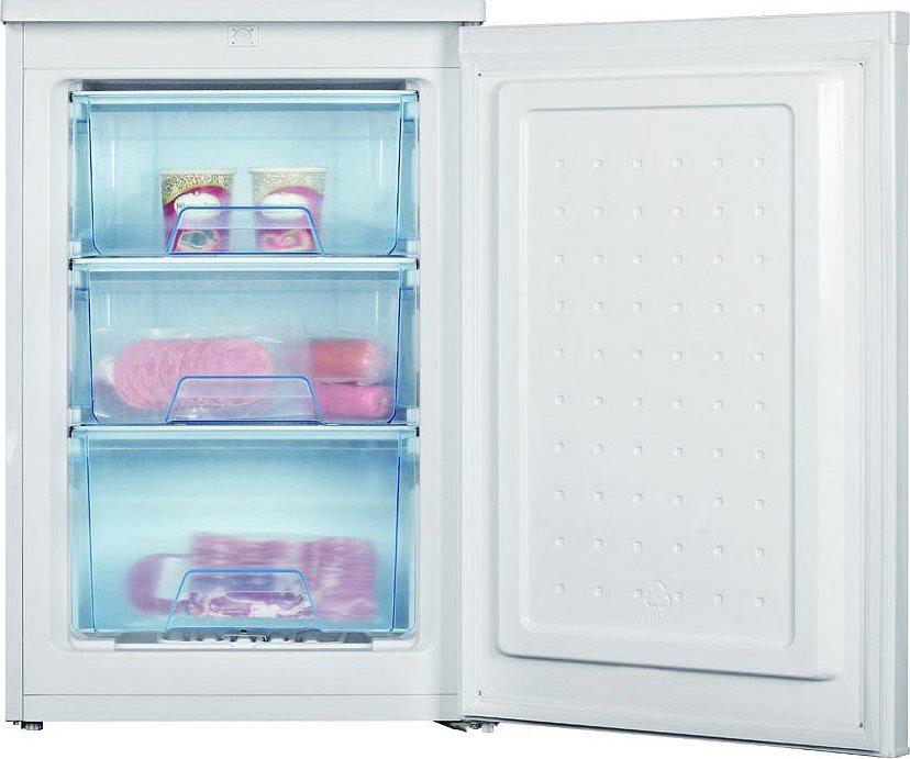 Congelatore verticale a cassetti comfee hs 108 fn in for Congelatore verticale a