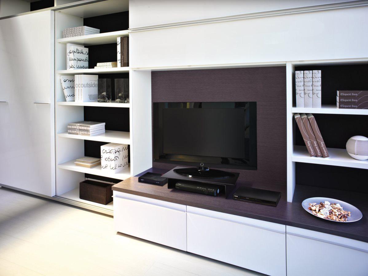 Base tv girevole meliconi mobili per tv mel469000 - Mobili porta tv meliconi ...