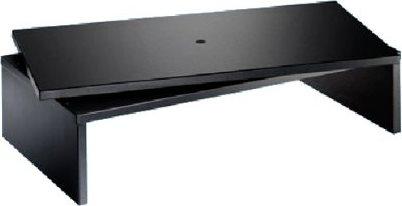 Meliconi Base TV Girevole per Televisori Peso Massimo 45 Kg ...