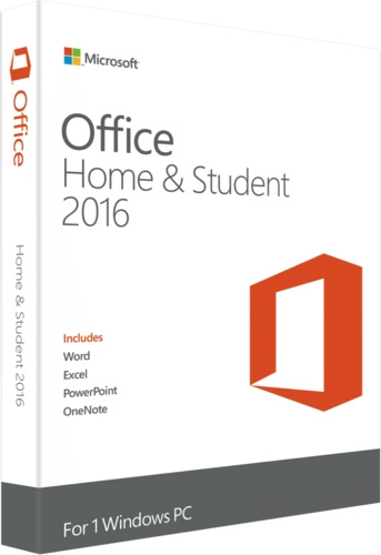 Microsoft Software Applicativo Office Home and Student 2016 79G-04677