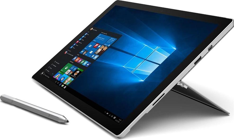 "Microsoft Tablet 12.3"" Touch 128GB WiFi Bluetooth Windows Surface Pro 4 SU300004"