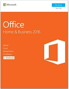 Microsoft Software Applicativo Office Home and Business 2016 T5D-02801