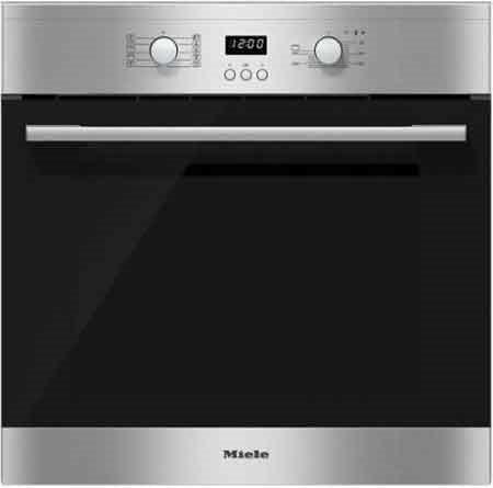 Forno miele h 2161b forno da incasso elettrico ventilato con grill in offerta su prezzoforte - Forno elettrico con microonde ...