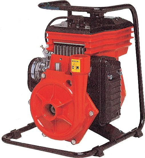 Motori CM Motopompa a Scoppio 46.47 cc 2 tempi Portatata 165 lmin CM 461