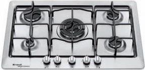 Piano Cottura 5 Fuochi NARDI Gas 70 cm VH 55E AV X Prezzoforte - 68129