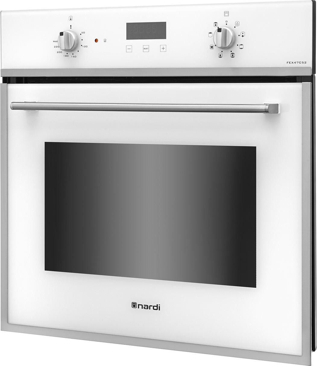 Nardi forno elettrico da incasso ventilato multifunzione con grill capacit 62 litri classe - Forno elettrico con microonde ...