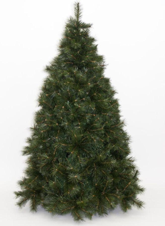 Alberi Di Natale Finti.Albero Di Natale Realistico 180 Cm Artificiale 1034 Rami Abete Finto Colore Verde Alaska