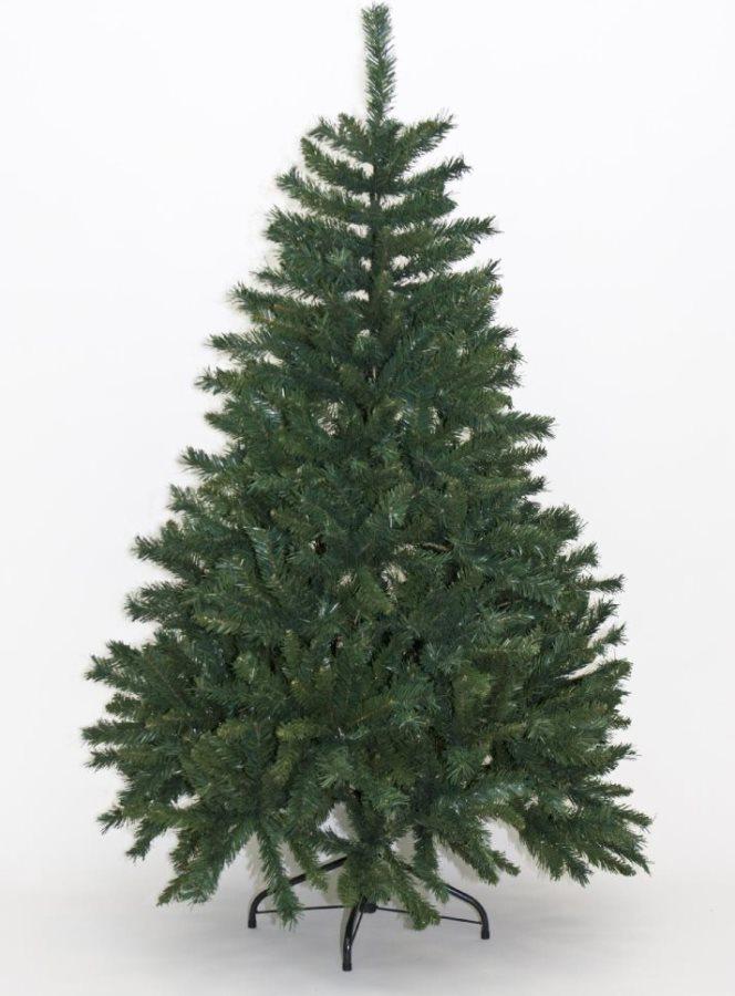 Alberi Di Natale Finti.Natale 2019 Albero Di Natale Realistico 210 Cm Artificiale 1773 Rami Abete Finto Colore Verde Alpino