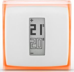 Netatmo Cronotermostato Termostato Digitale Wireless Settimanale NTH01-IT-G