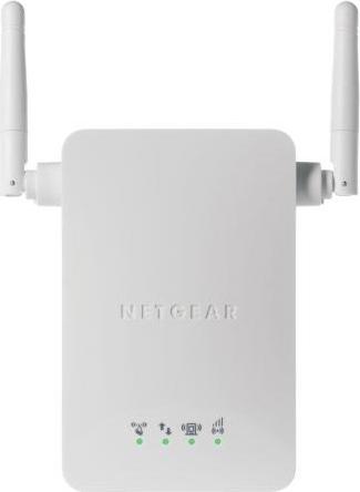 Netgear Adattatore di Rete Powerline Range Extender wifi WN3000RP