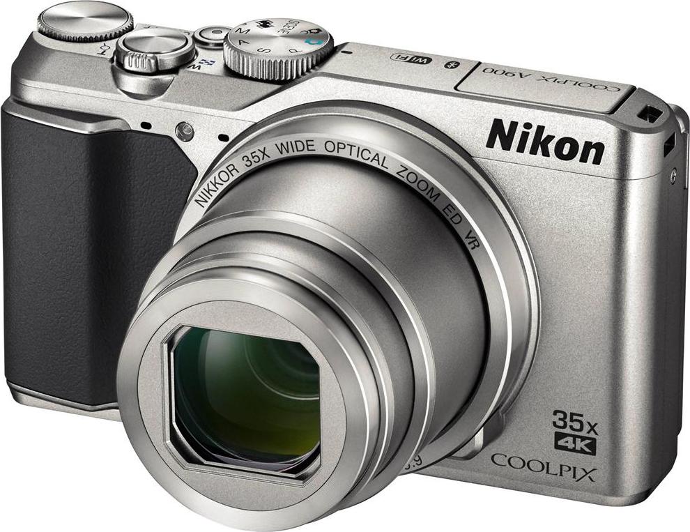 Macchina fotografica compatta nikon a900 scatta l 39 offerta for Macchina fotografica compatta