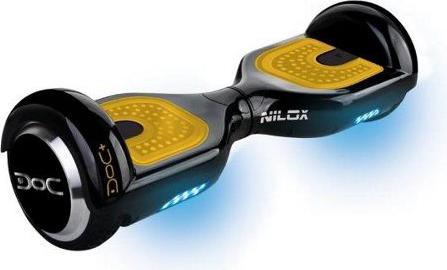 nilox monopattino elettrico hoverboard self balance con. Black Bedroom Furniture Sets. Home Design Ideas