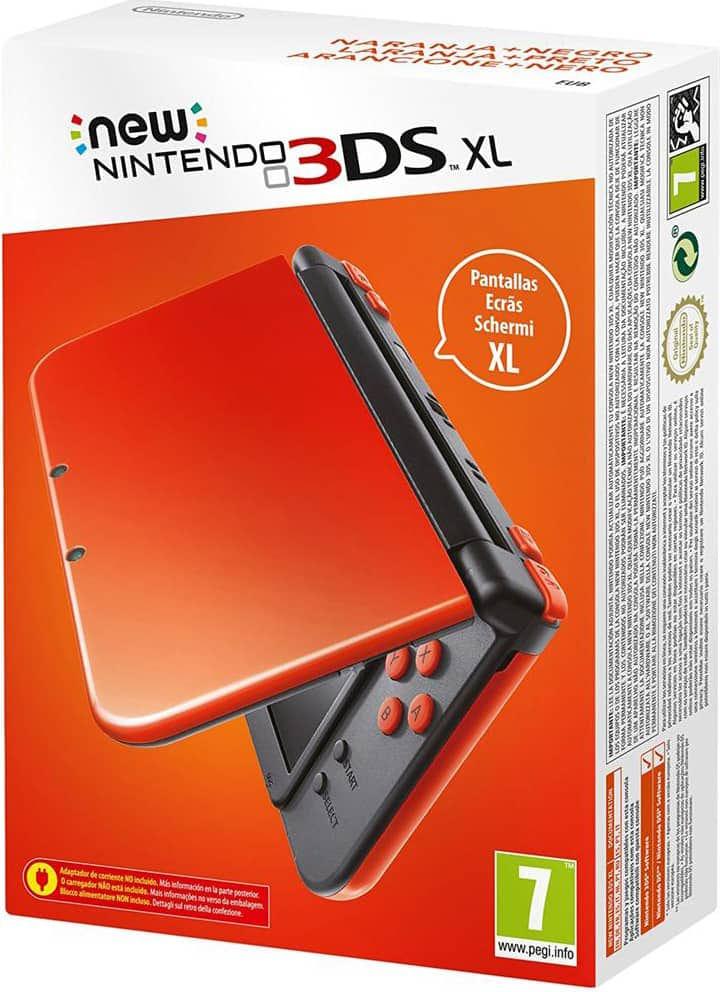 """Nintendo Console New 3DS XL con Doppio Display 4.88""""  4.18"""" 2208549"""