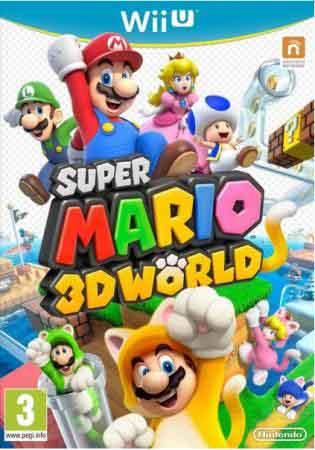 Nintendo Super Mario 3D World, Wii U ITA - WIU-SM3DW