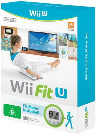 Nintendo Wii Fit U, Wii U ITA + Fit Meter - 2320649
