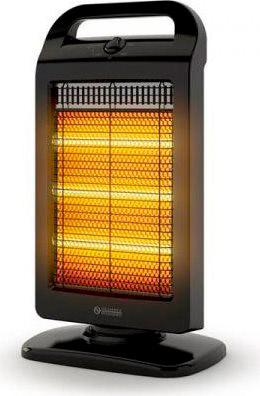 Olimpia splendid stufa elettrica alogena a basso consumo potenza max 1200 watt oscillante con - Stufa alogena basso consumo ...
