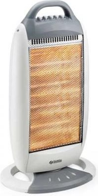 Stufa elettrica alogena olimpia splendid caldo halogen 4 - Stufetta elettrica a basso consumo ...
