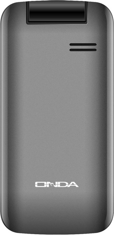 """Onda CL100 (Wind) - Telefono Cellulare 2.4"""" GSM 4Mb Slot MicroSD Grigio"""