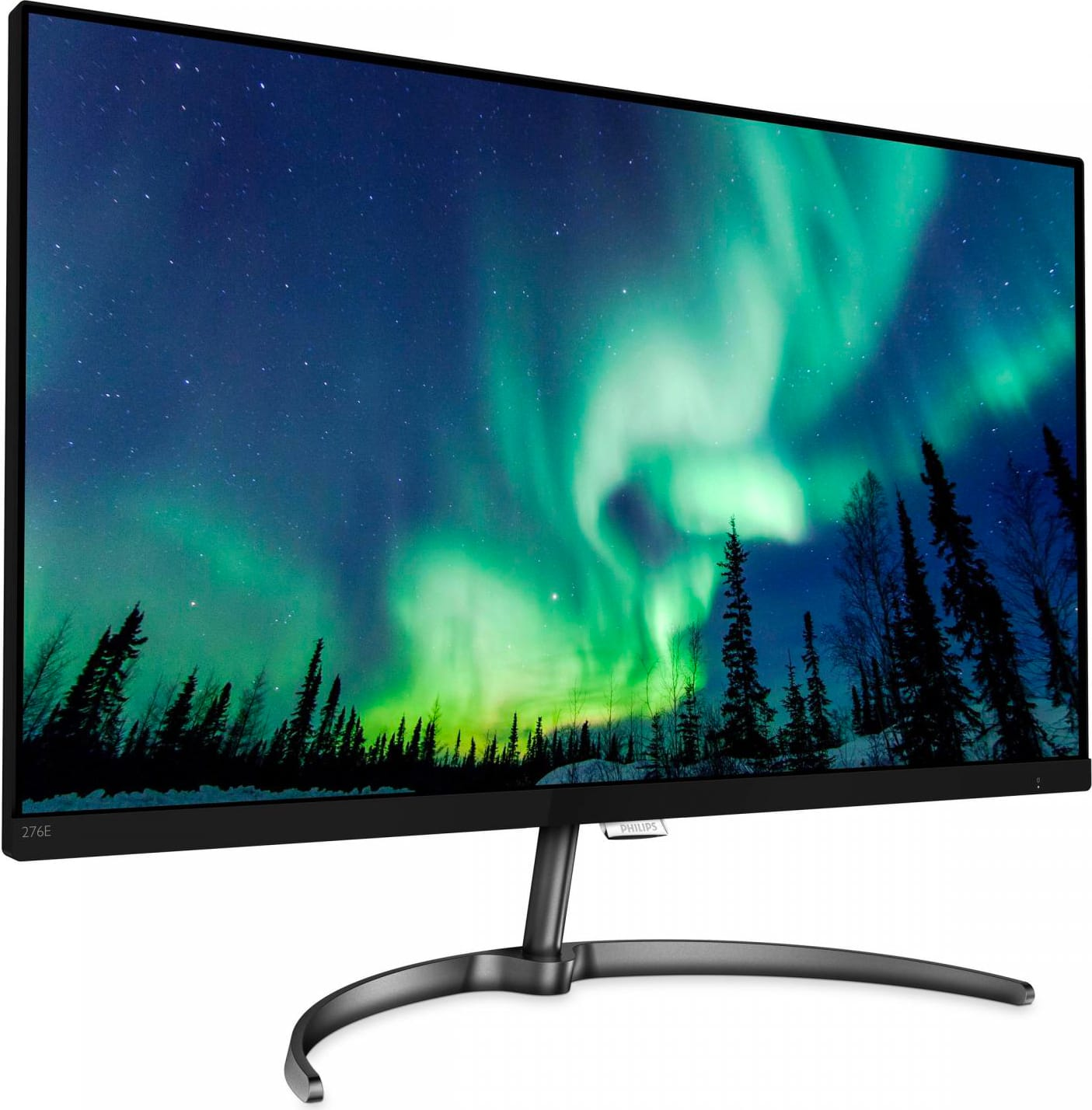 Philips 276E8VJSB Monitor PC 27 Pollici 4K Ultra HD HDMI DisplayPort 00