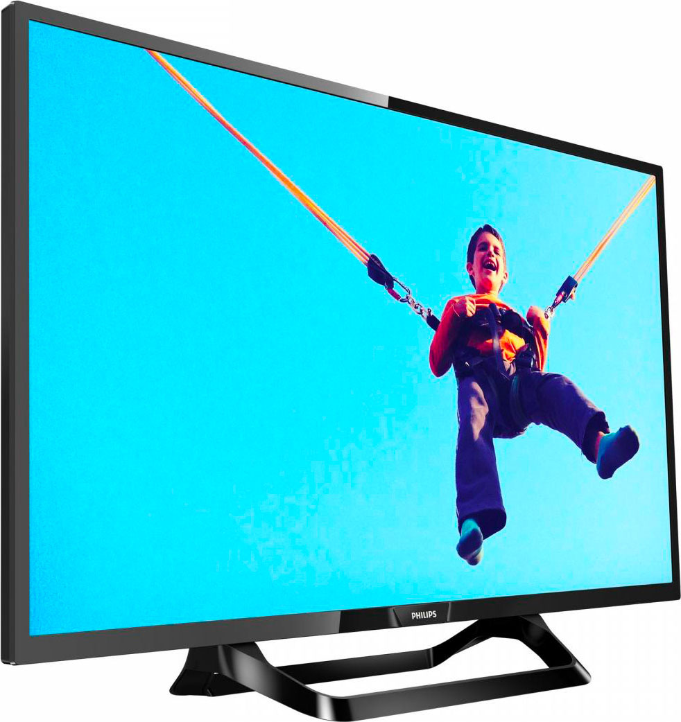 philips tv led 32 pollici full hd digitale terrestre dvb c. Black Bedroom Furniture Sets. Home Design Ideas