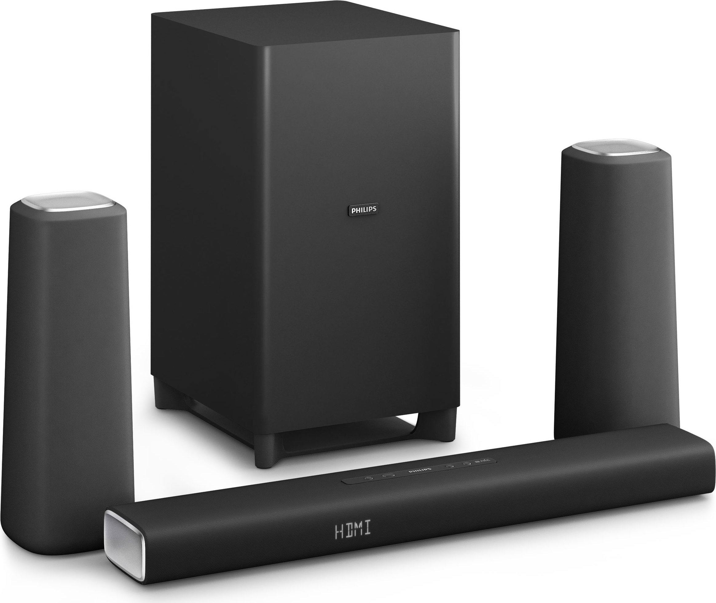 home theatre philips home cinema in offerta acquista css5330b 12 132045. Black Bedroom Furniture Sets. Home Design Ideas