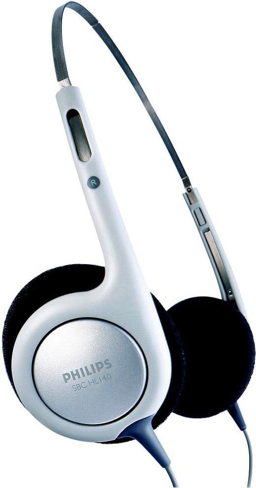 PHILIPS Cuffie Stereo Mp3 ad Archetto Sbchl140
