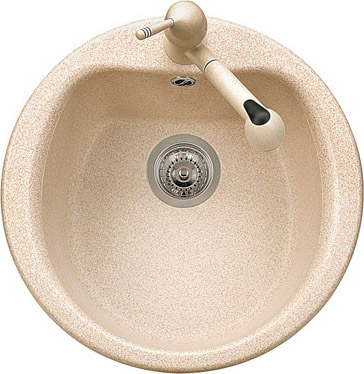 Lavello cucina plados lavello fragranite jasmine pl5101ug56 - Vasca cucina fragranite ...