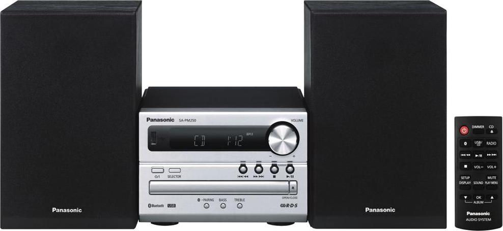 Panasonic Sistema Micro hi-fi USB Bluetooth  SC PM250EG